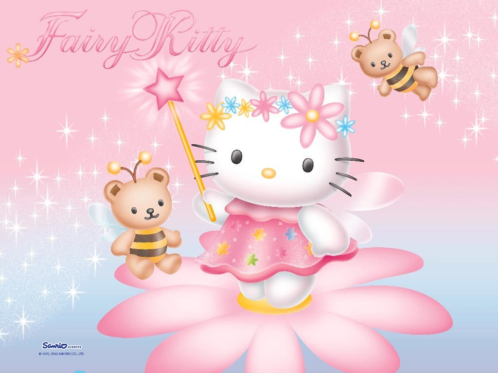 Hello Kitty   Hello Kitty Wallpaper 182055 1024x768