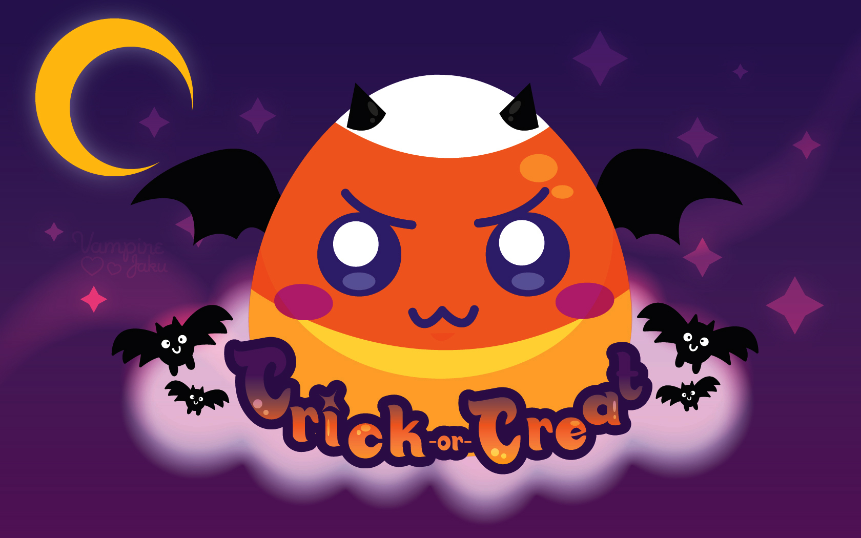 Halloween Candy Wallpaper - WallpaperSafari
