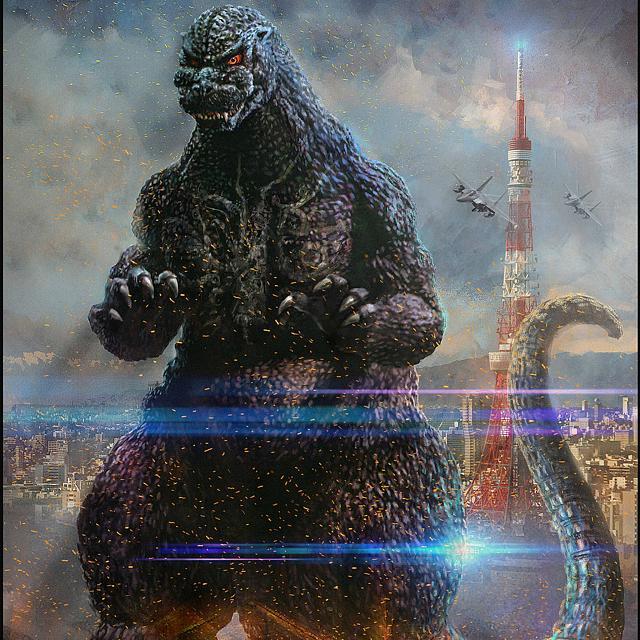 Godzilla Retina Movie Wallpaper godzilla1jpg 640x640