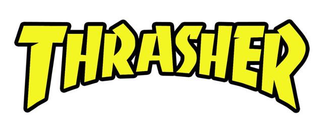 Thrasher Logo Wallpaper - WallpaperSafari