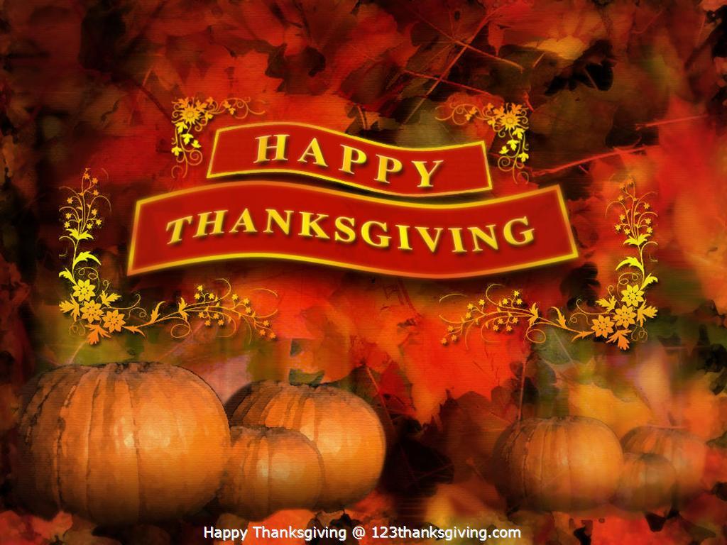Thanksgiving Wallpapers HD Wallpaper
