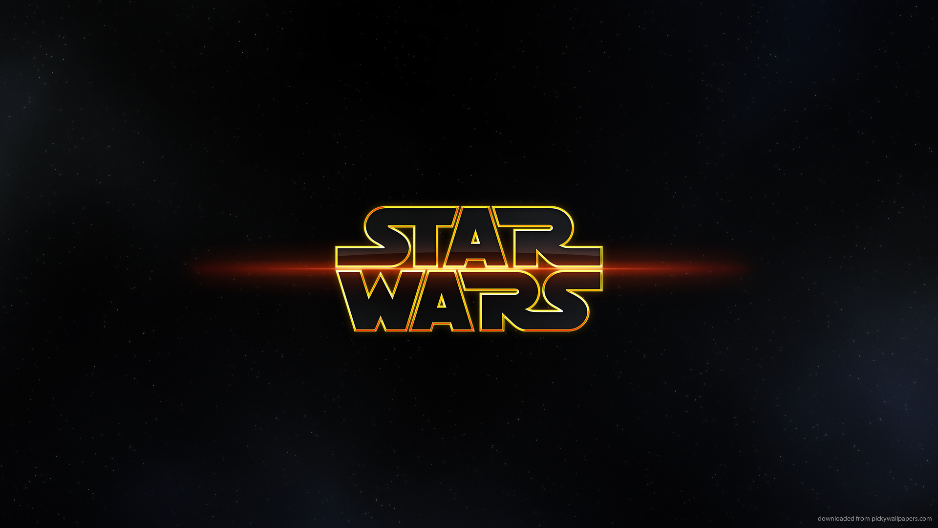 Star Wars Logo Wallpaper Movies Tvshows 1920x1080