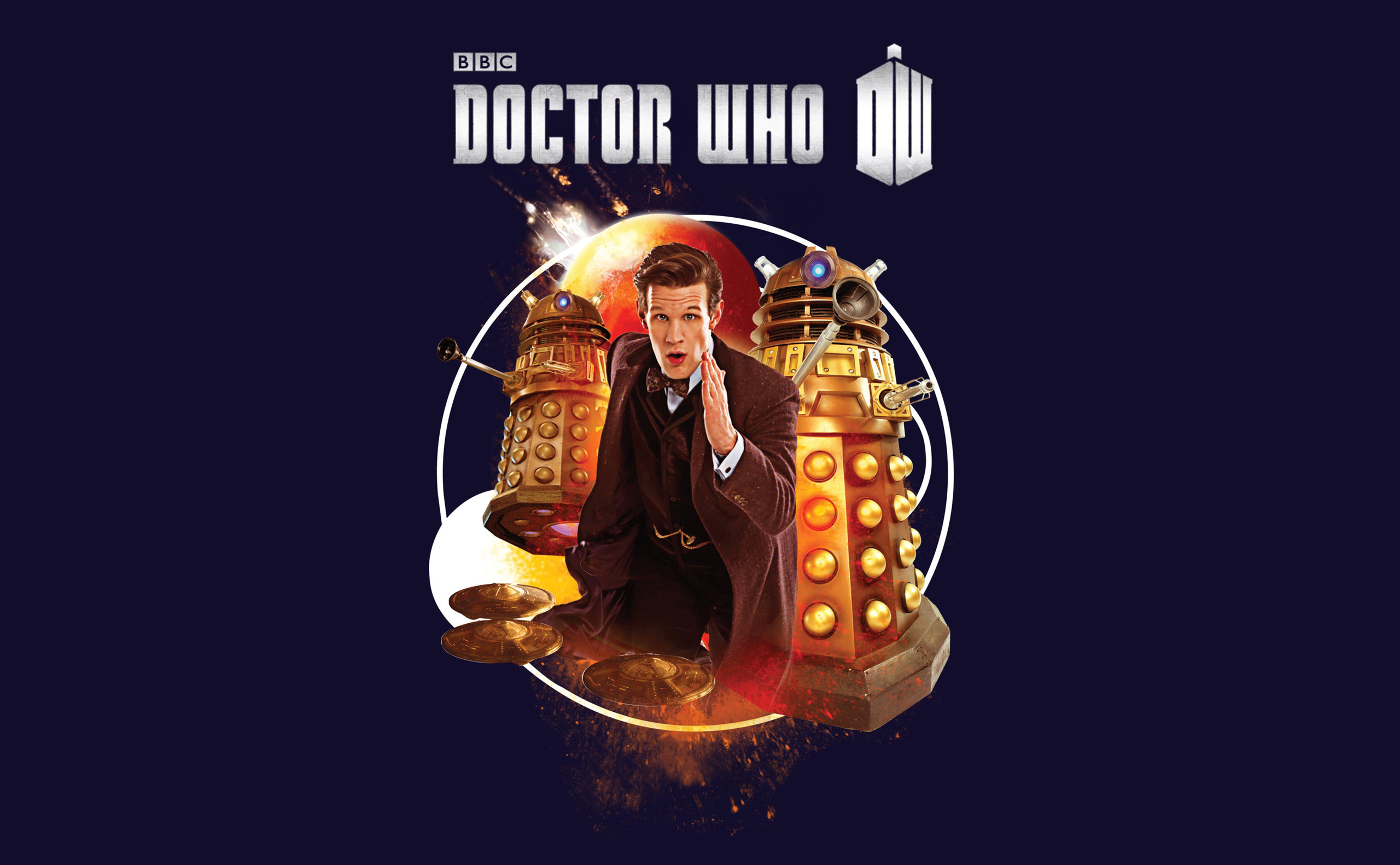 Wallpaper doctor who doctor who the eleventh doctor the eleventh 2560x1581