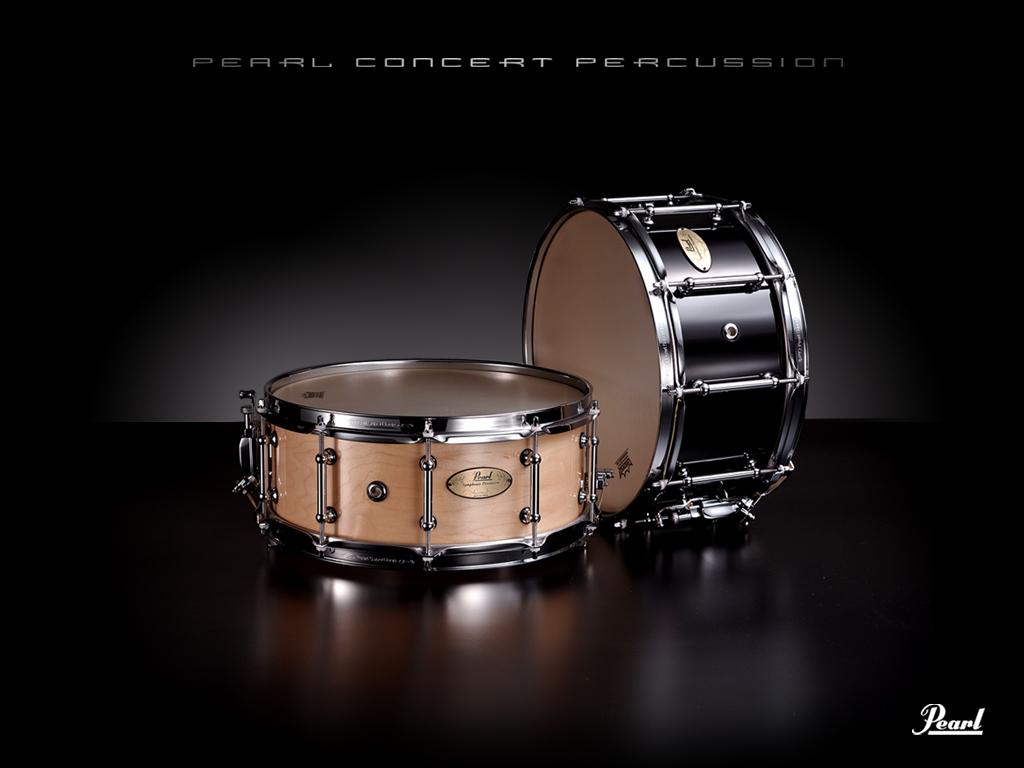 Pearl Drums wallpaper 163213 1024x768