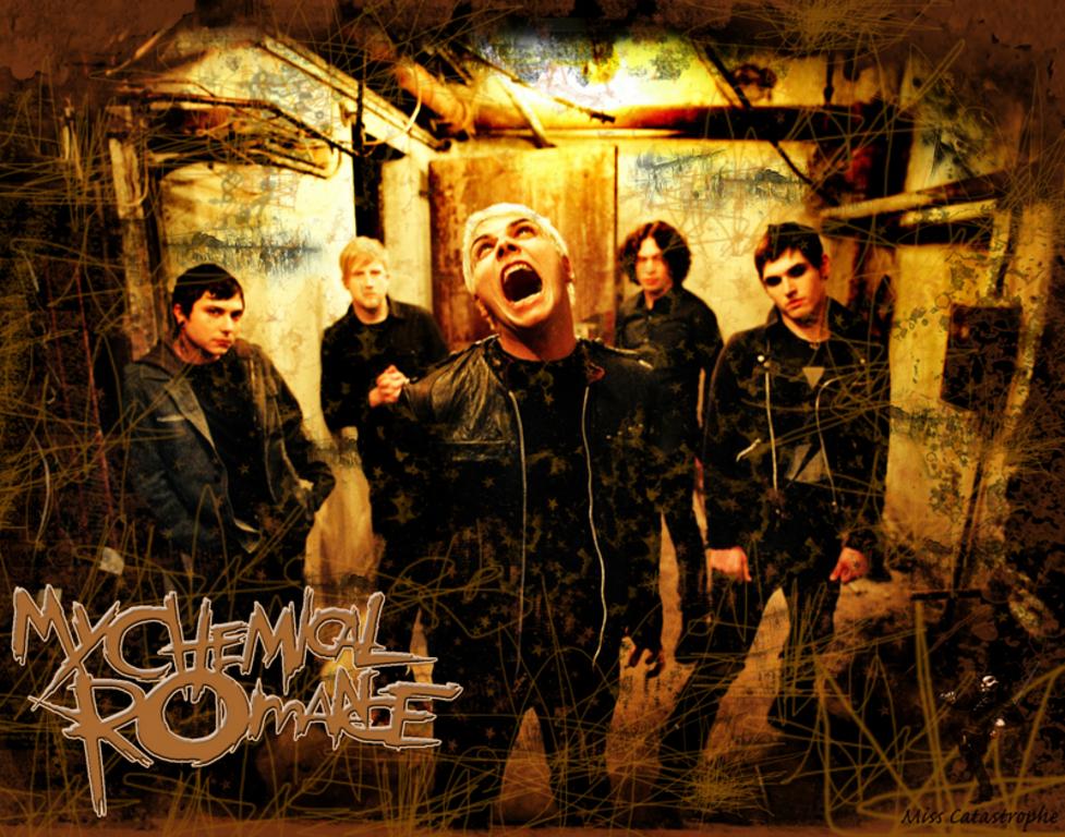 My Chemical Romance wallpaper 1278 by debbiemcr1   ImNotOkaynet 977x768