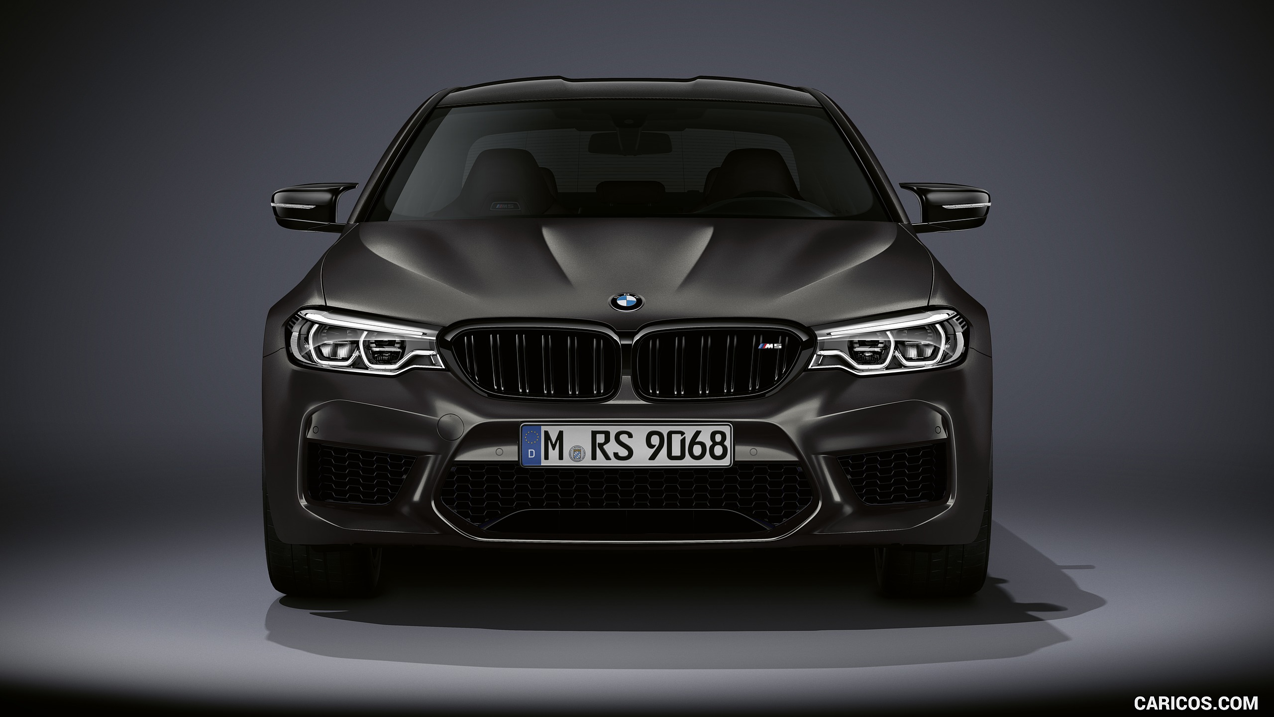 2020 BMW M5 Edition 35 Years   Front HD Wallpaper 6 2560x1440