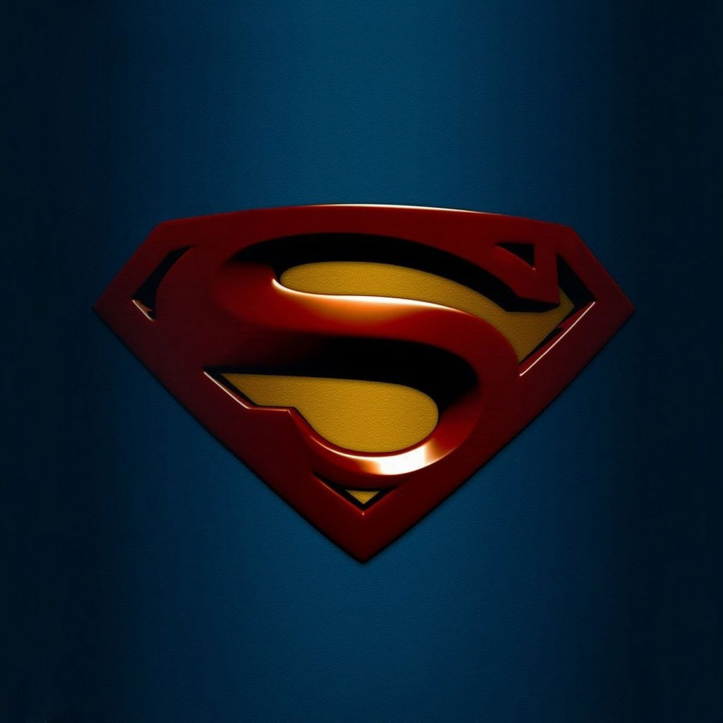 Superman Wallpaper for iPad and Galaxy Tab   Tablet iPad Wallpapers 1024x1024