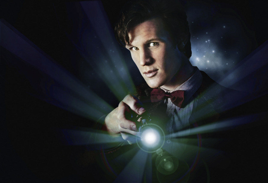 BBC Doctor Who Wallpaper by cerys34 900x617
