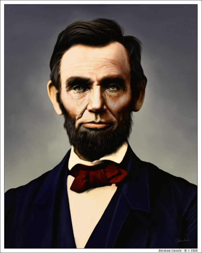Abraham Lincoln Wallpaper