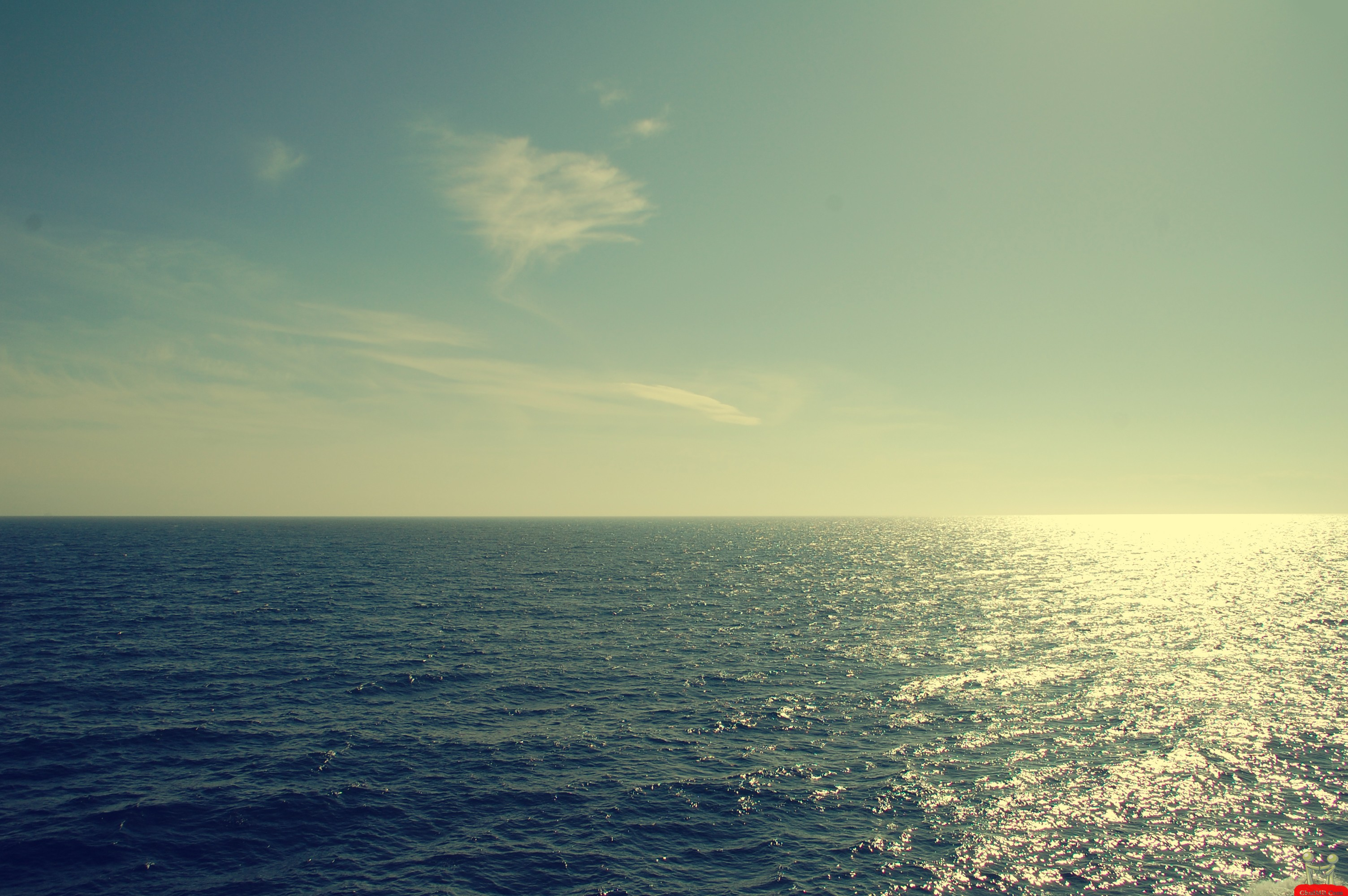 Beautiful View Of Great Ocean Wallpaper – HD Wallpapers Free ...