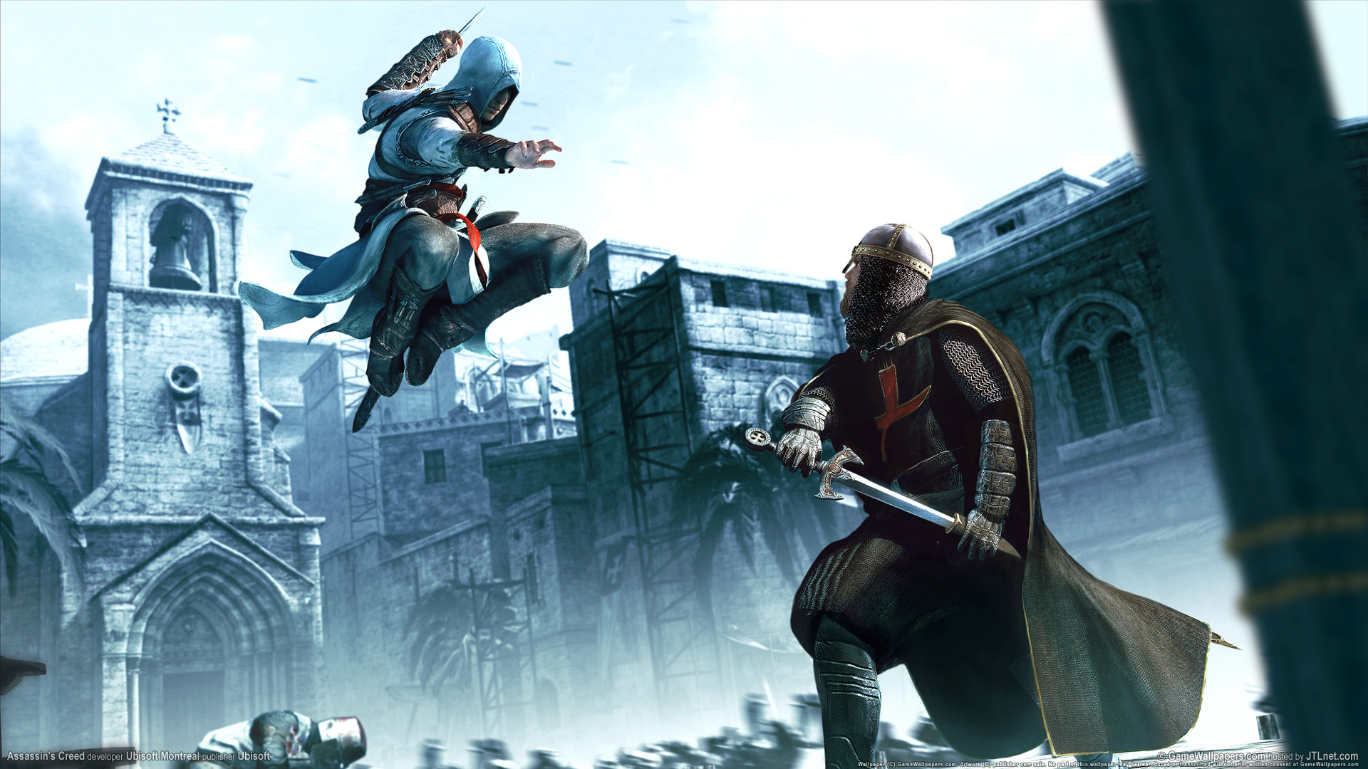 Download Assassins Creed Wallpaper Games HD pictures in high 1920x1080