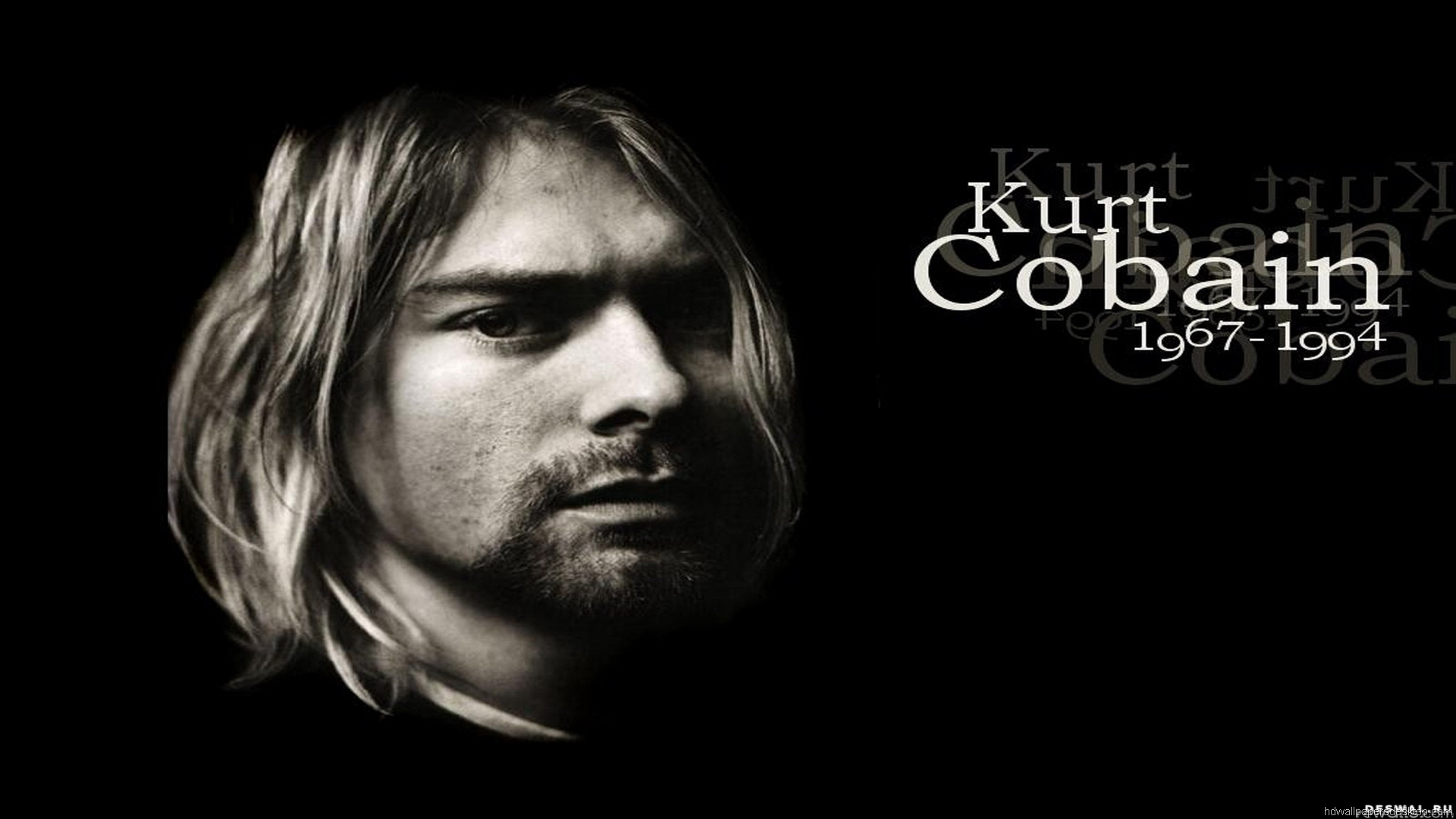 Kurt Cobain Wallpapers Photos Desktop Wallpapers Kurt Cobain 1920x1080