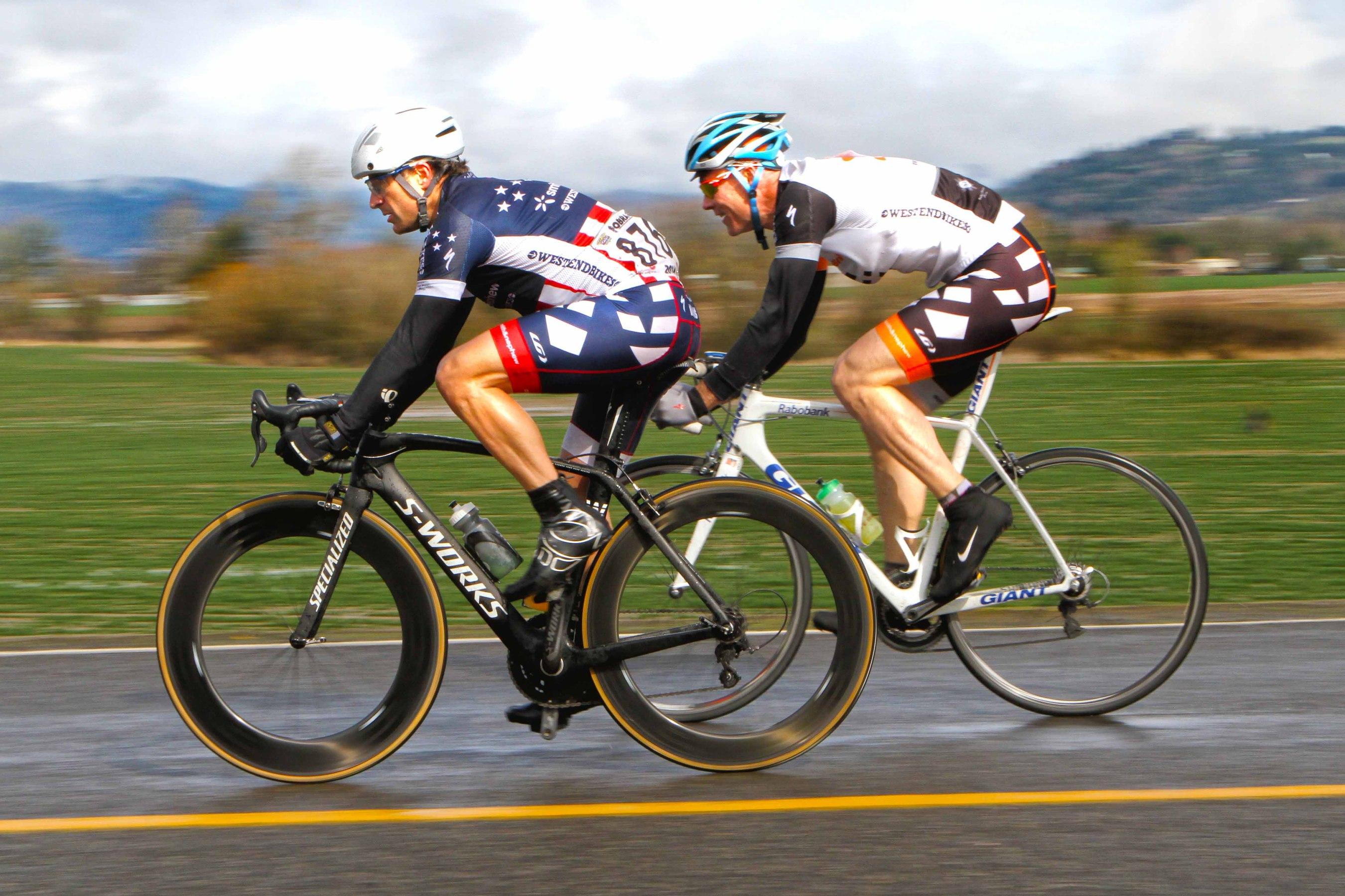 Bicycle Racing Wallpaper