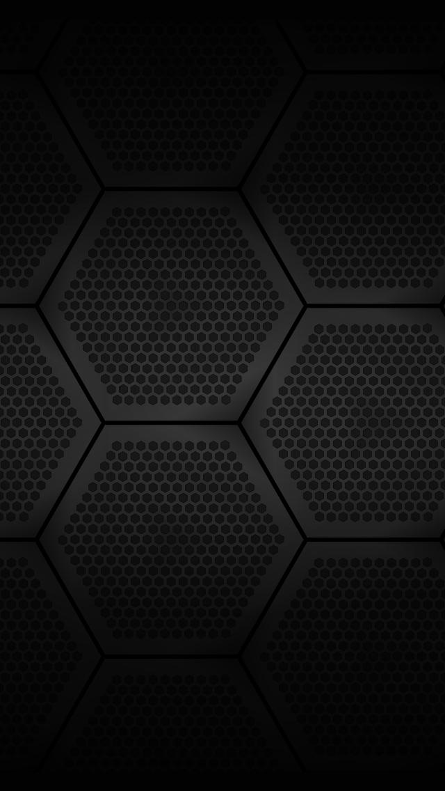 Hexagonal cellular network iPhone se Wallpaper Download iPhone 640x1136
