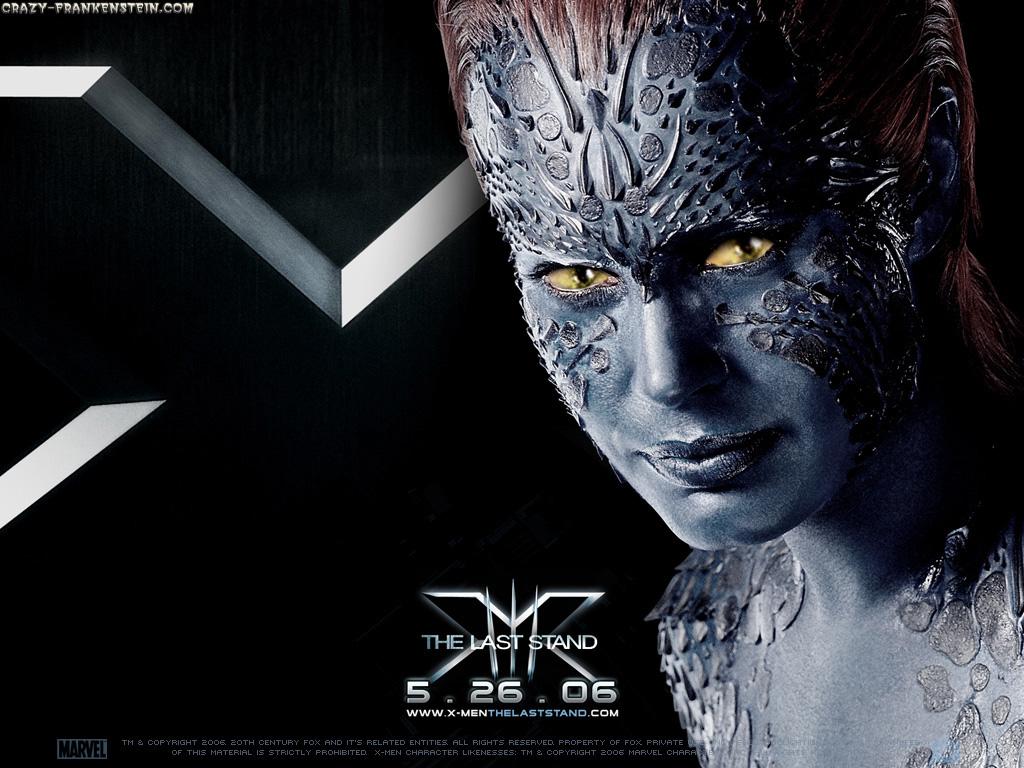 Wallpaper X Men Mystique Movie wallpaper 1024x768