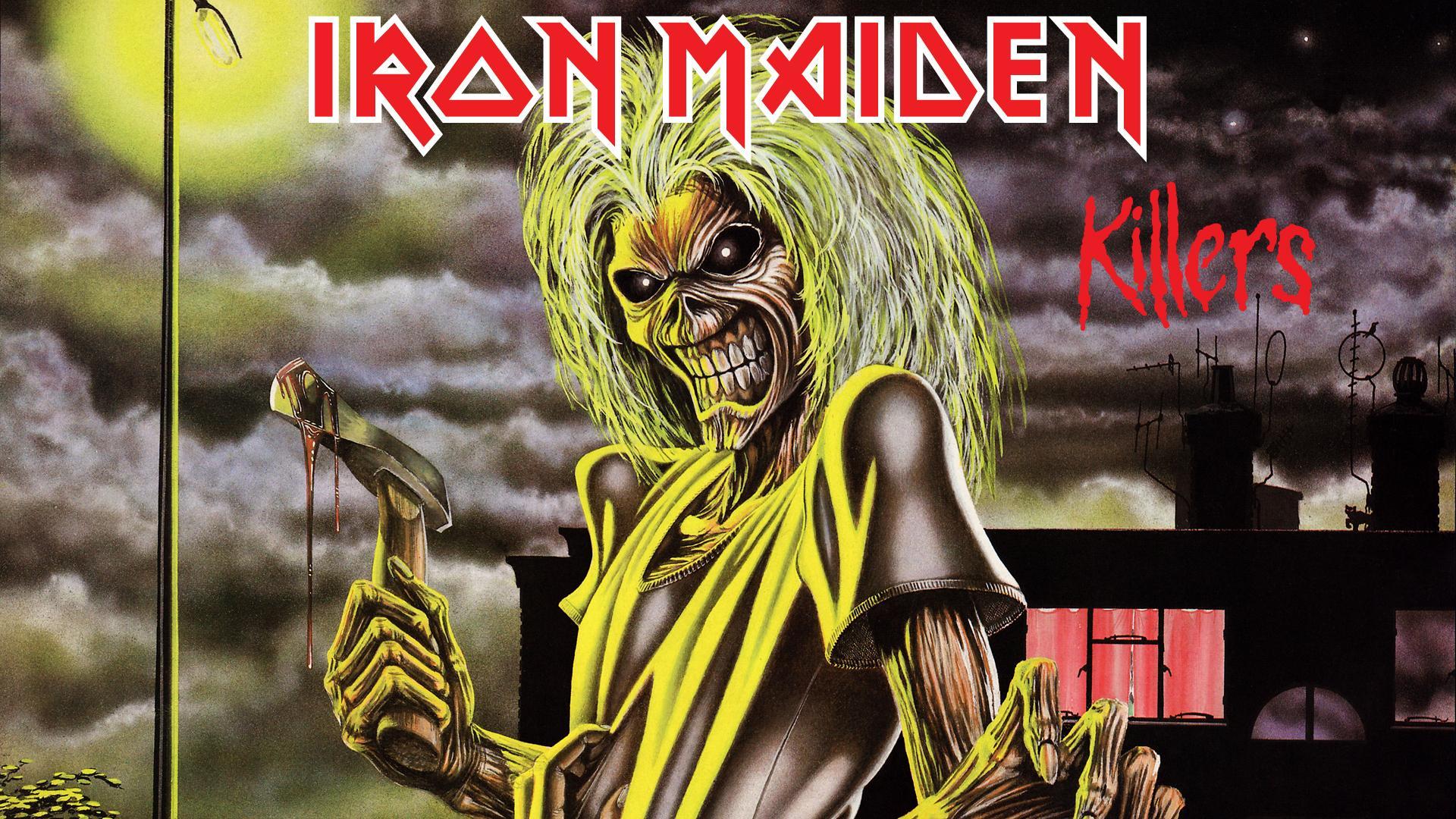 Iron Maiden Computer Wallpapers Desktop Backgrounds 1920x1080 ID