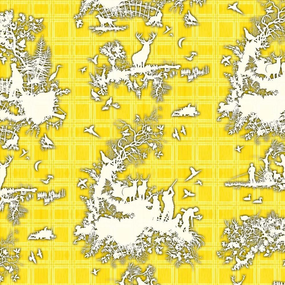 Timorous Beasties Classic Hunt Wallpaper Occa Home UK 1000x1000