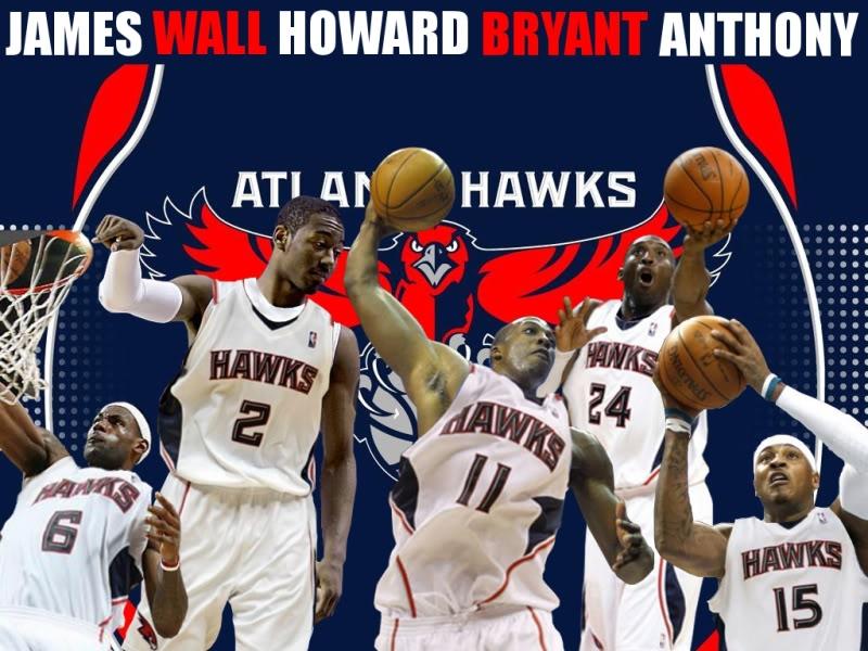 Atlanta Hawks Dream Team Wallpaper Photo by jalen sabean Photobucket 800x600
