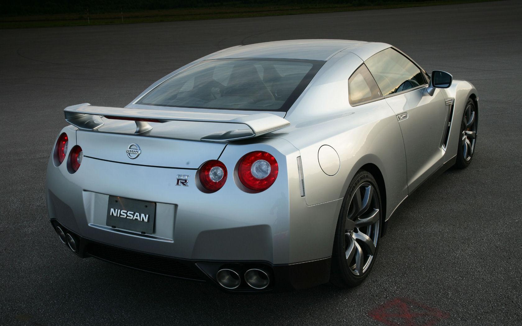 Nissan GT R V6 Turbo AWD ATTESA GTR   Widescreen Wallpaper 1680x1050