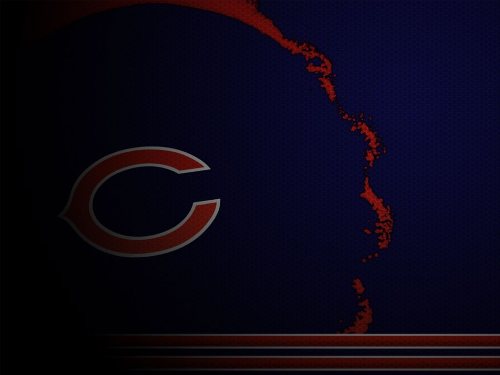 Chicago Bears wallpaper desktop background Chicago Bears wallpapers 1024x768