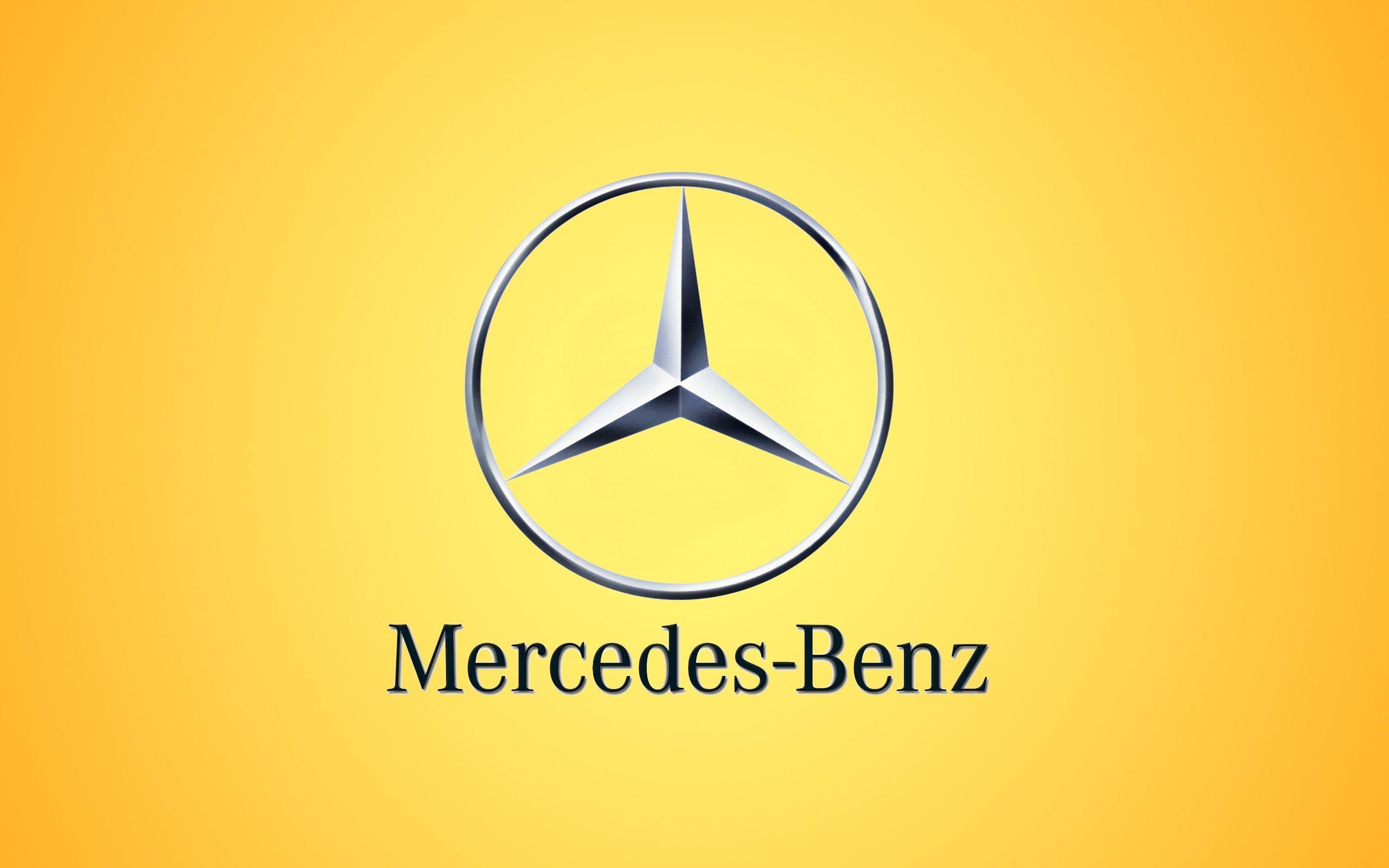 Mercedes Logo Wallpapers 2560x1600
