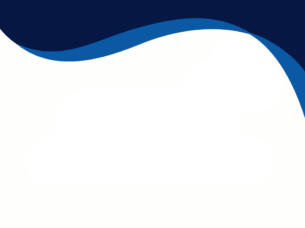 Blue curved banner template Backgrounds 1024x768