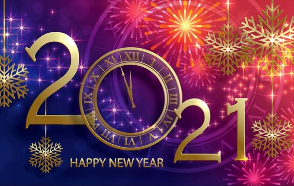 Happy New Year Wallpaper 2021 Images Stock Download 1003x634