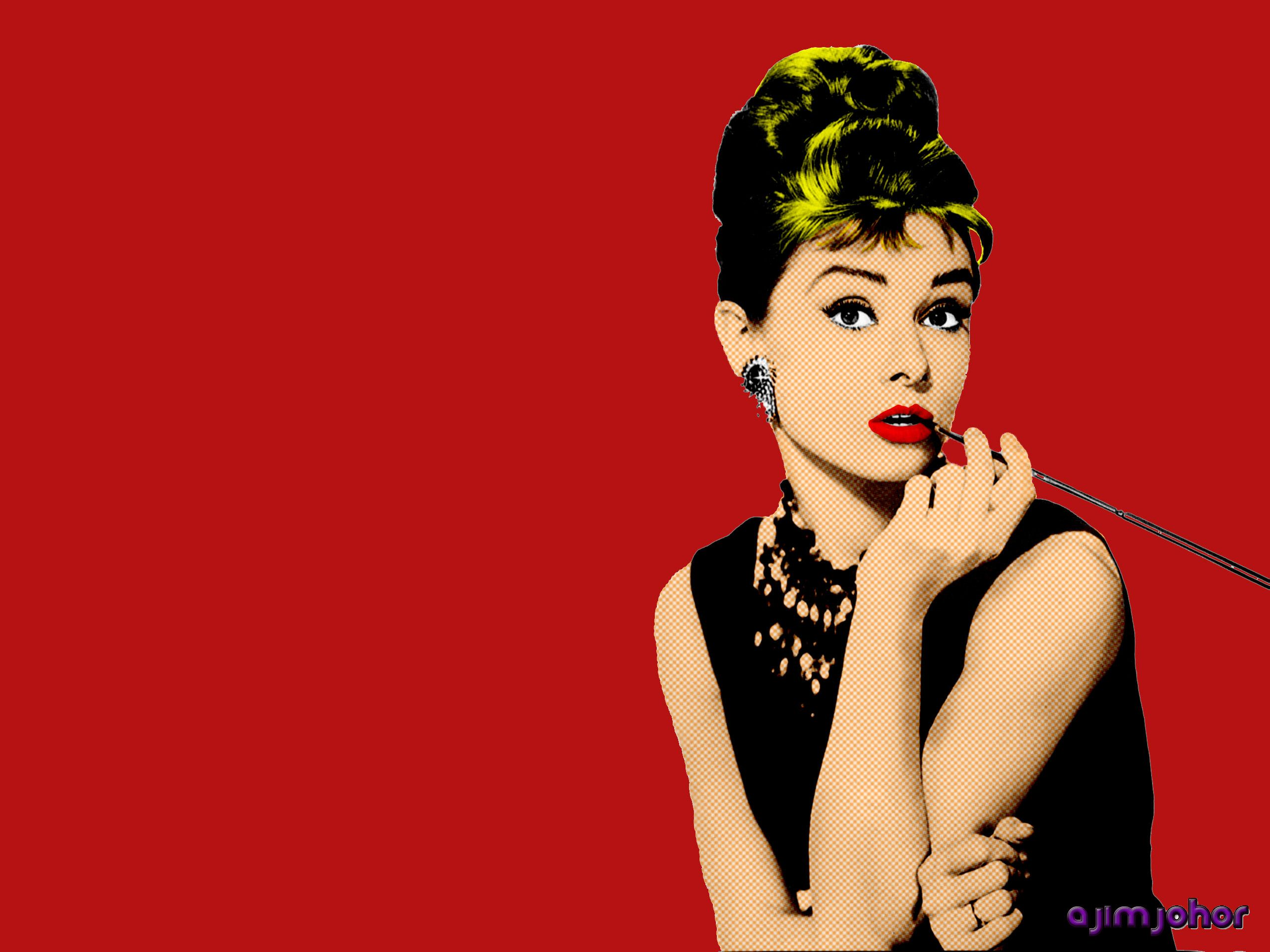 Audrey Hepburn Wallpapers 2560x1920