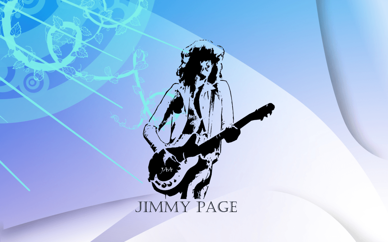 Jimmy Page Wallpapers 1280x800