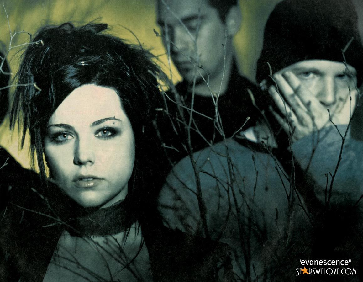 Evanescence Wallpaper  E25   Rock Band Wallpapers 1158x899