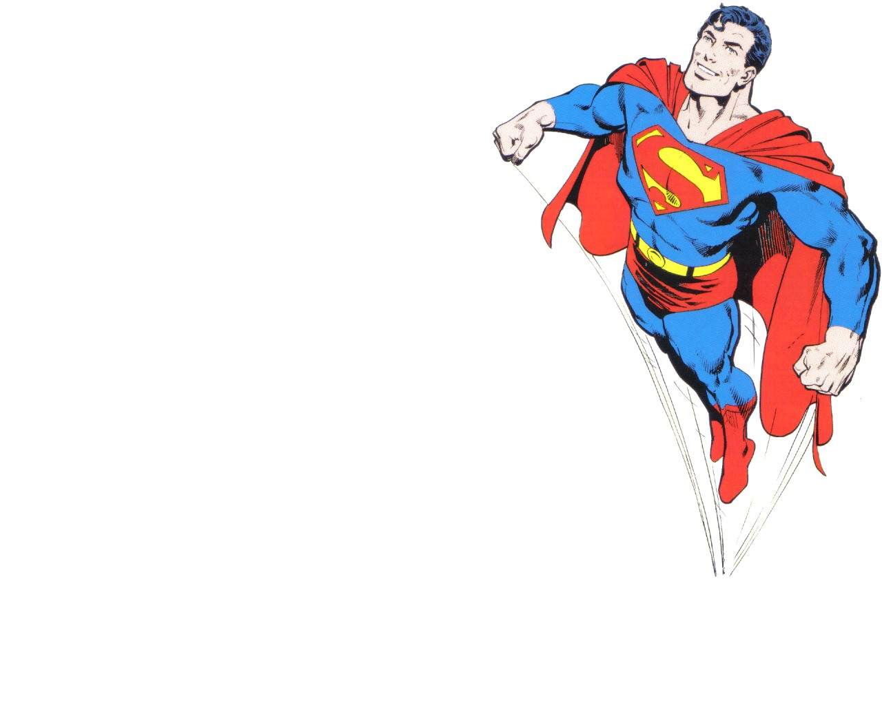 Windows wallpaper background wallpaper Superman Wallpaper 1280x1024