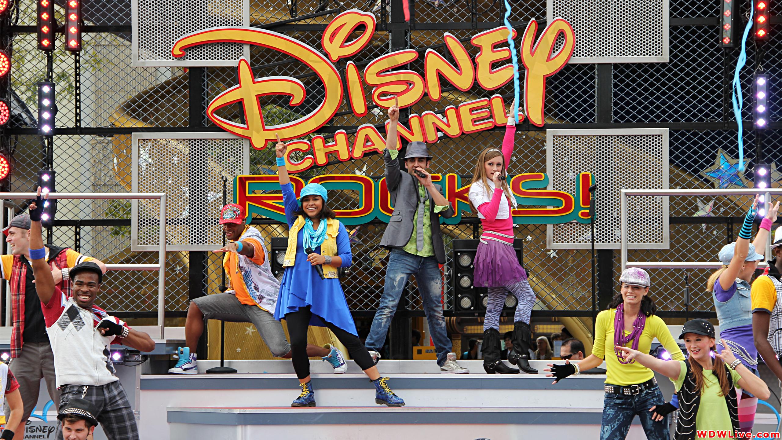 Disney Channel Rocks Desktop Wallpaper 2560x1440 2560x1440