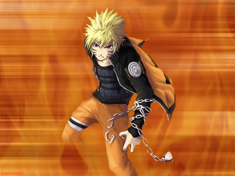 Naruto images naruto nine tailed fox wallpaper photos 5512313 800x600