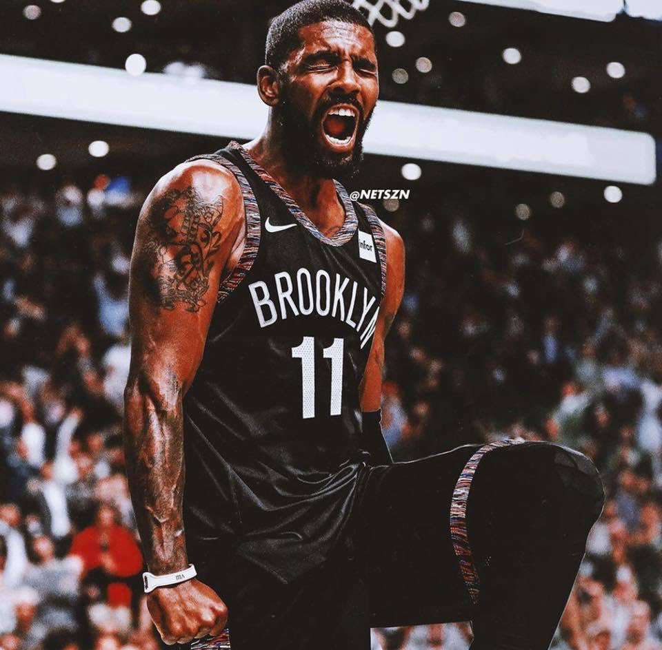 Kyrie Irving Brooklyn Nets Download Wallpapers On Jakpost 960x944