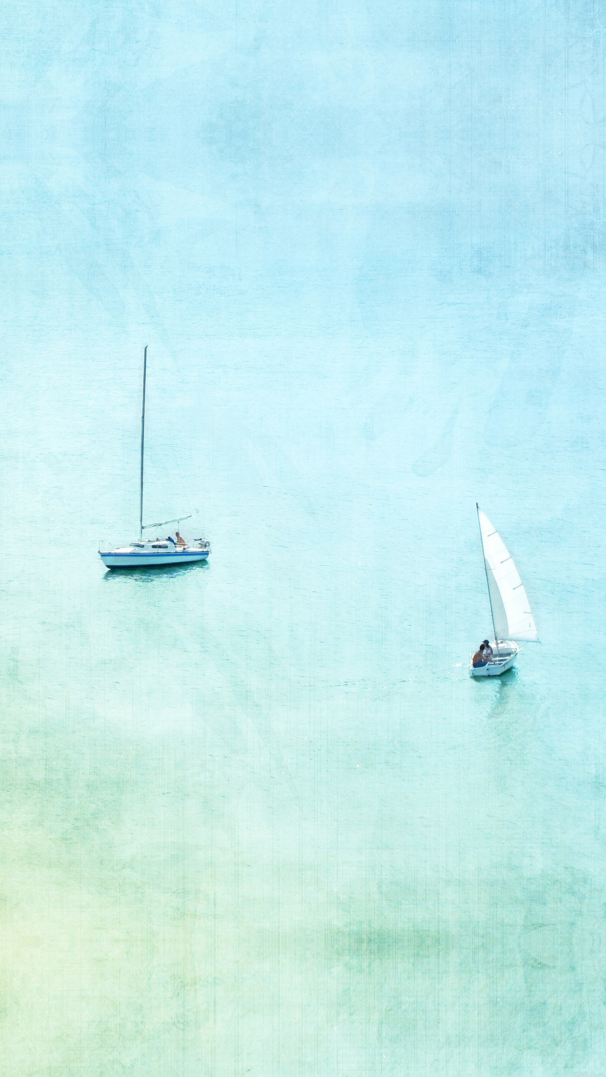 Boats Watercolor Painting iPhone 6 Plus HD Wallpaper iPod Wallpaper 1242x2208