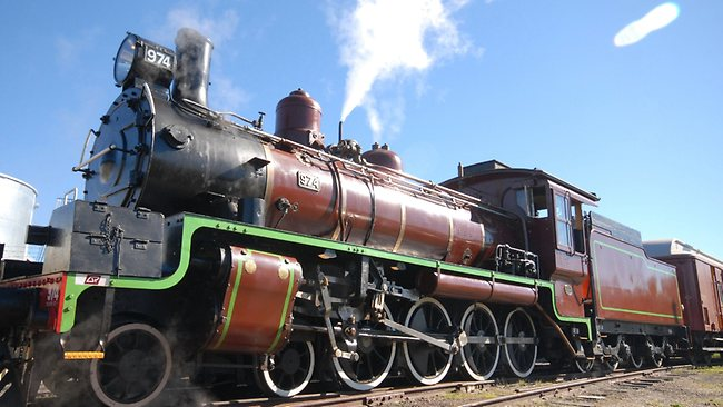 Steam Train Tattoo Pictures to Pin 650x366