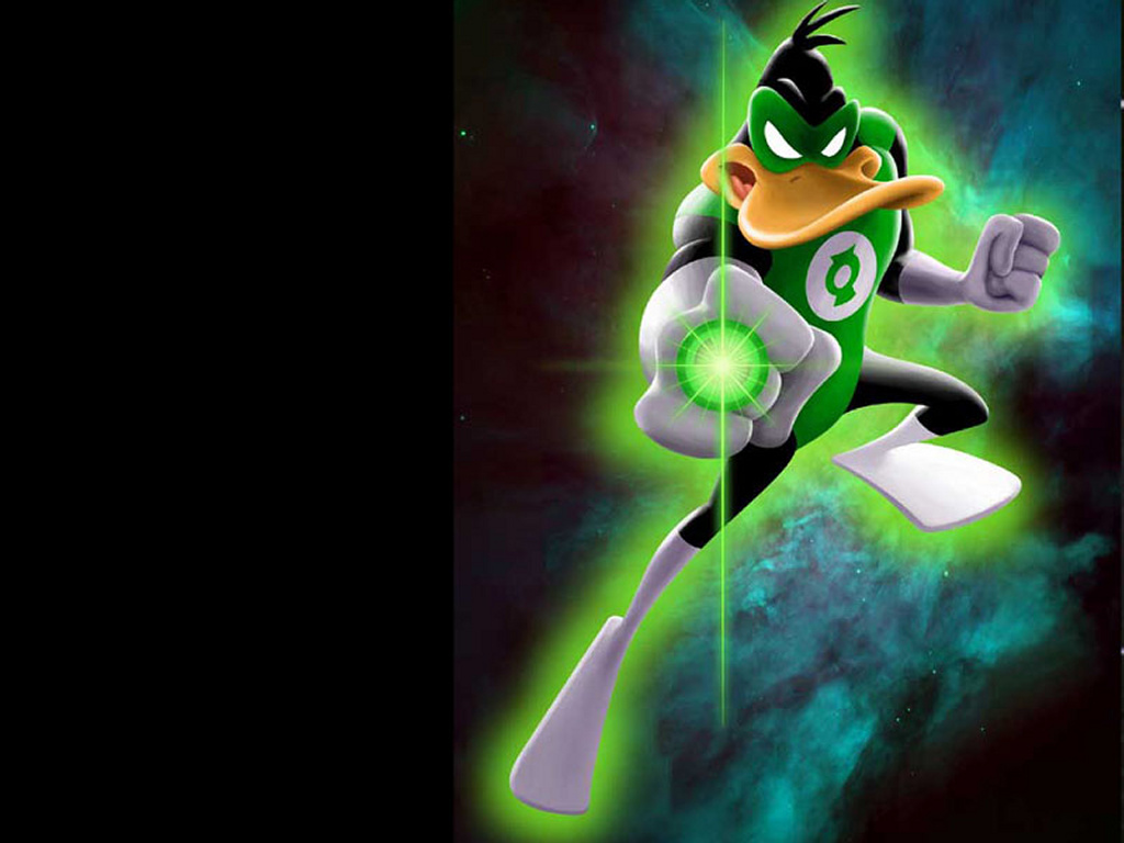 Duck dodgers wallpaper