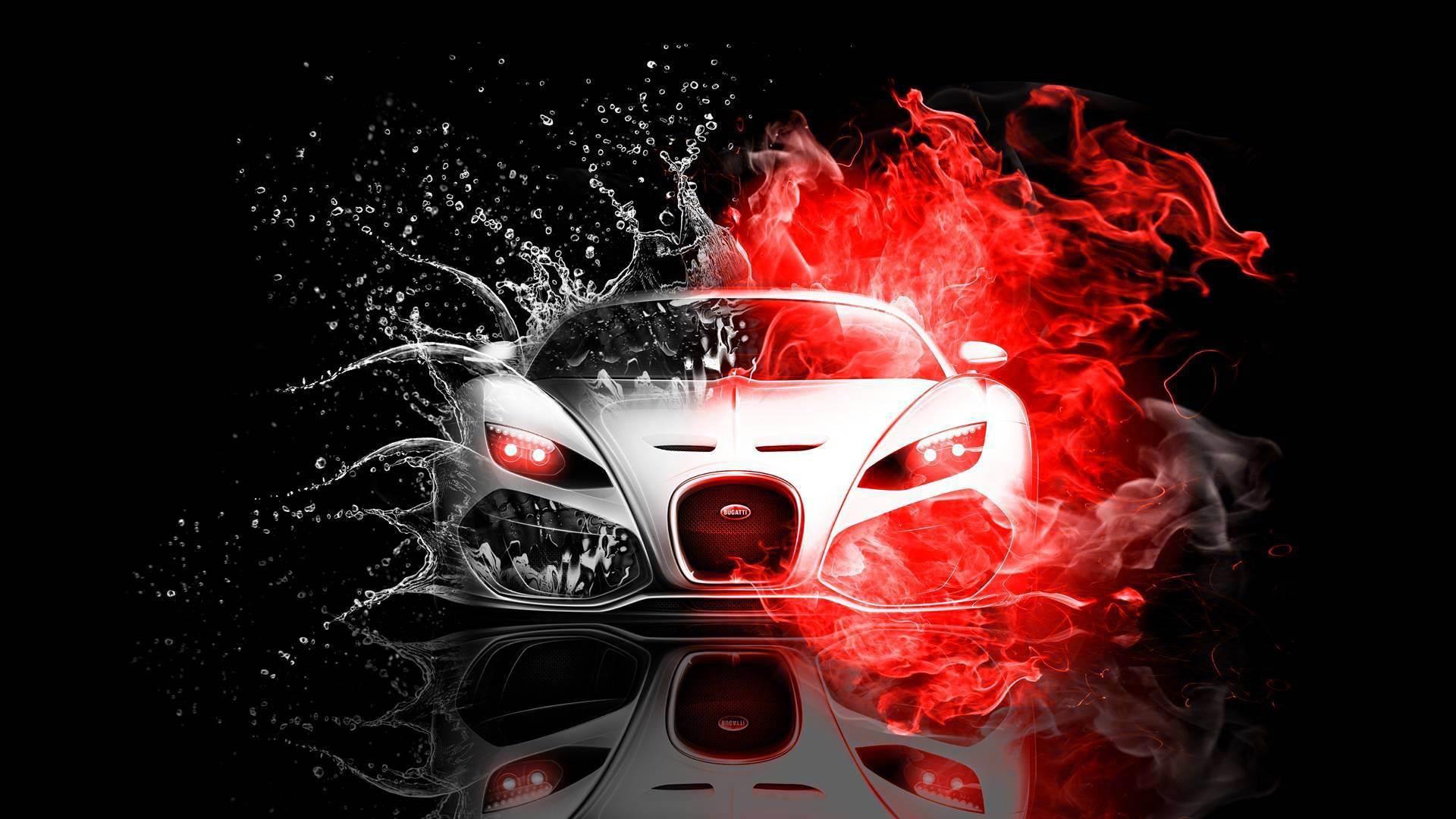 Fast And Furious 7 Car Lykan Hypersport HD Wallpaper   Stylish HD 1920x1080
