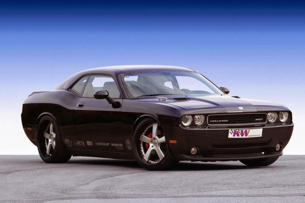 Dodge Challenger Wallpaper 1024x682