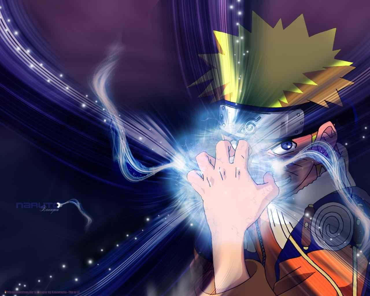 Naruto Vs Sasuke Rasengan Vs Chidori 9734 Hd Wallpapers in Anime 1280x1024
