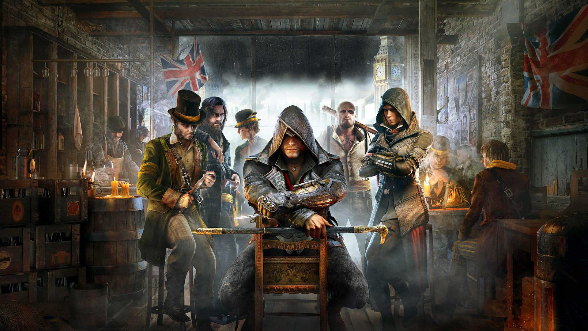 Assassins Creed Syndicate Wallpaper in 1920x1080 1920x1080