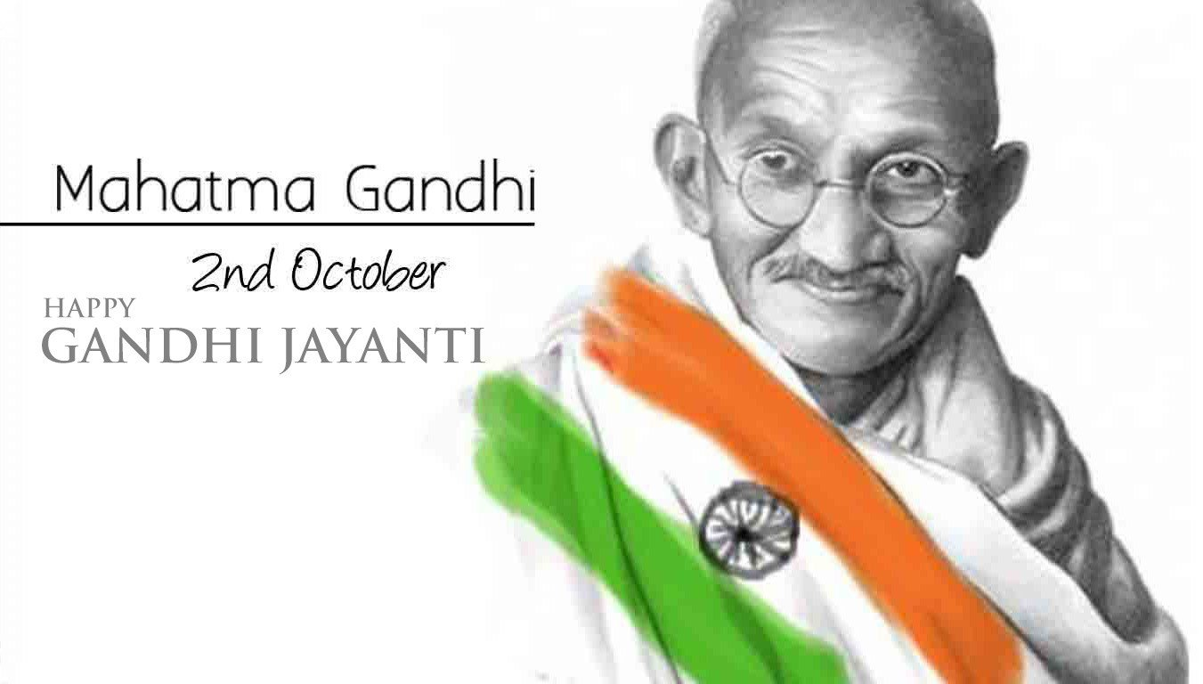 Ultra HD Mahatma Gandhi Wallpapers 48ZJK1J WallpapersExpertcom 1351x768