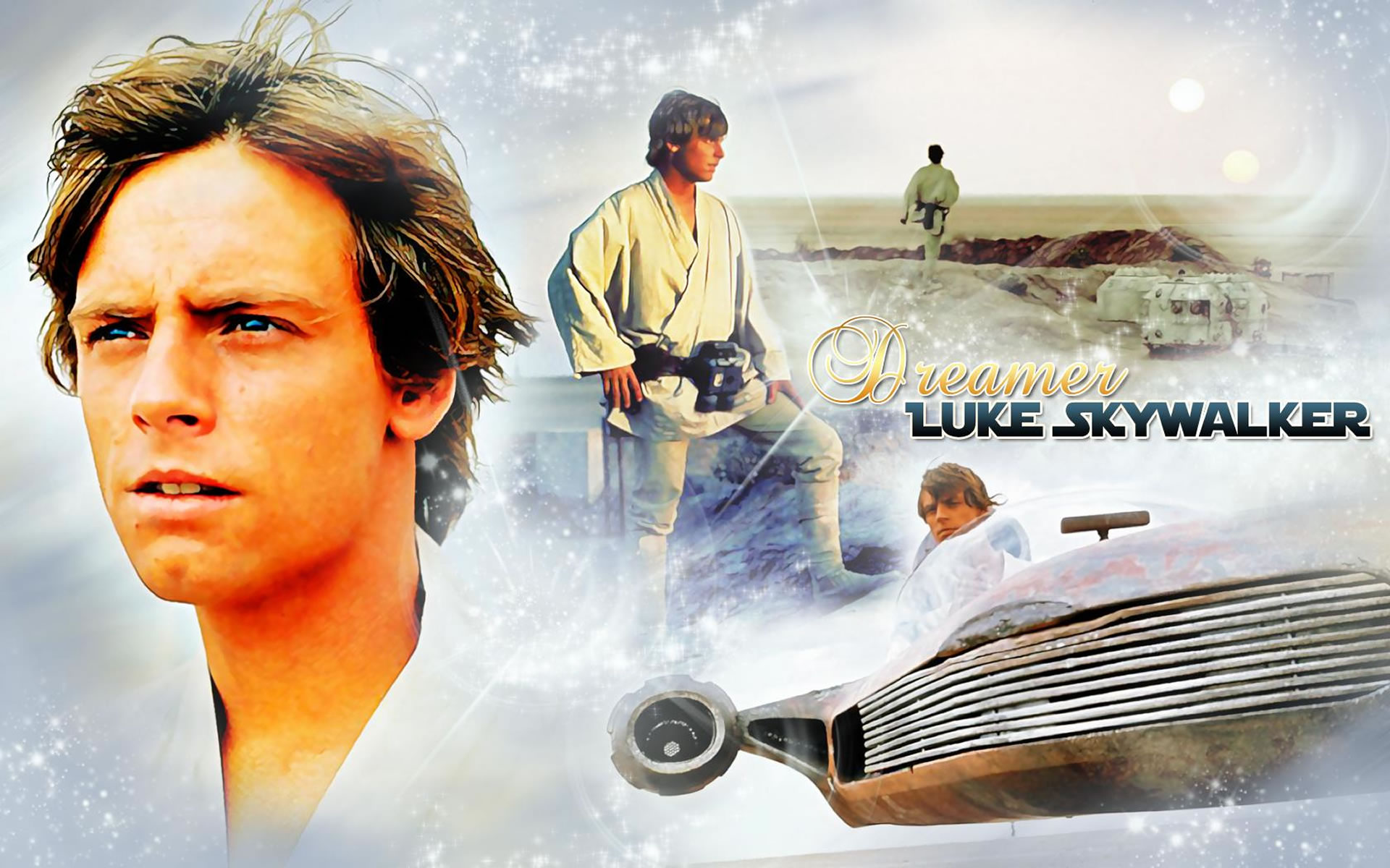 Pics Photos   Luke Skywalker Wallpaper Star Wars 24365527 1920x1200