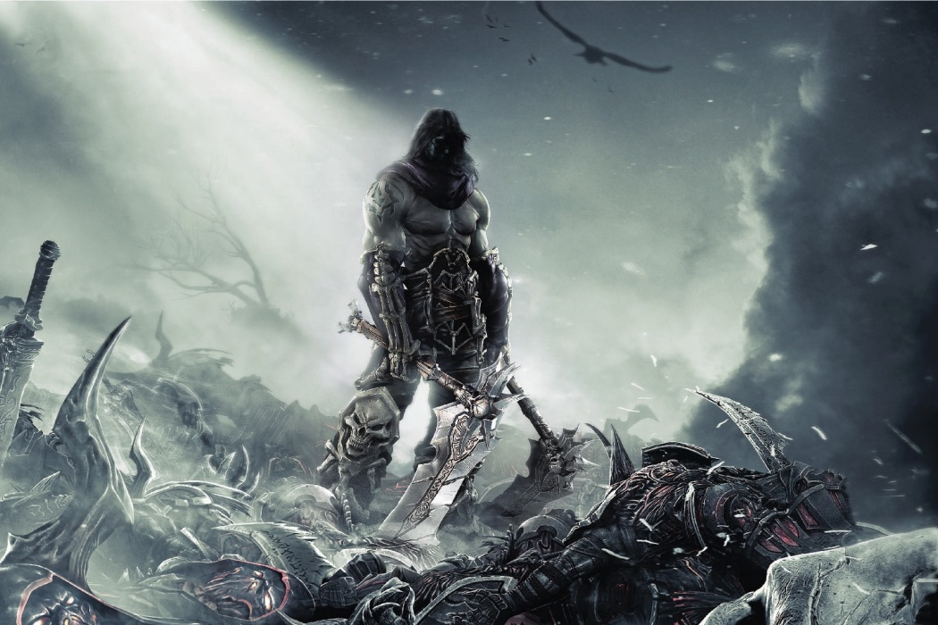 HD Wallpaper Darksiders 2 Video Game Warrior HD Wallpaper images 1080p 1050x700