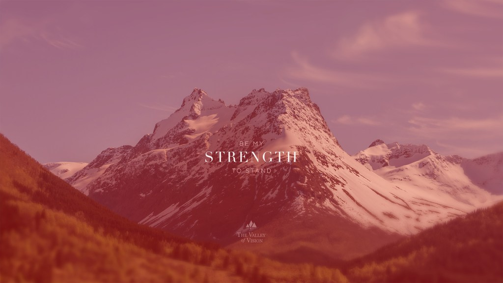 Wednesday Wallpaper Be My Strength   Jacob Abshire 1024x576