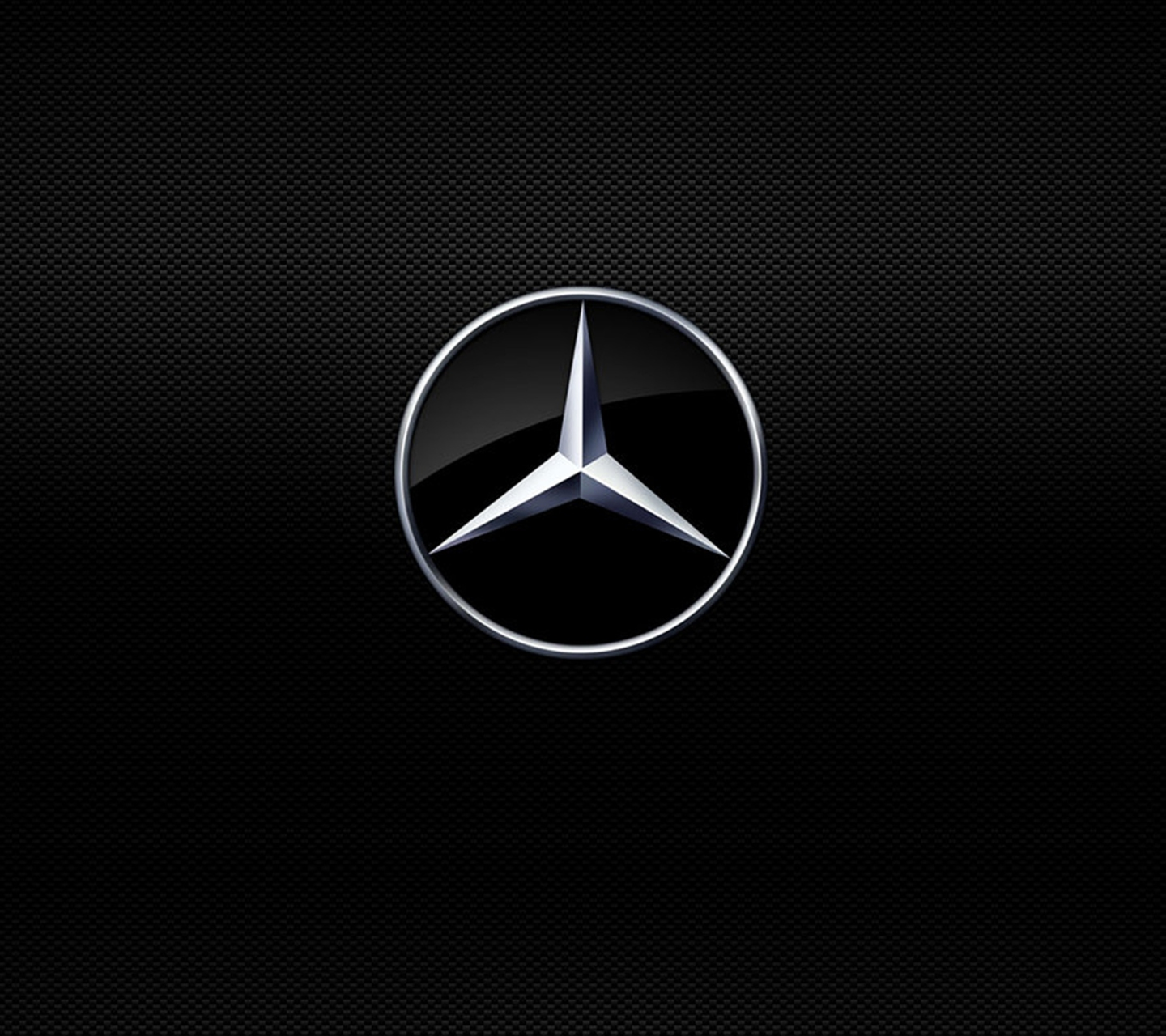 Mercedes Logo Wallpaper for Android 720x1280 1440x1280