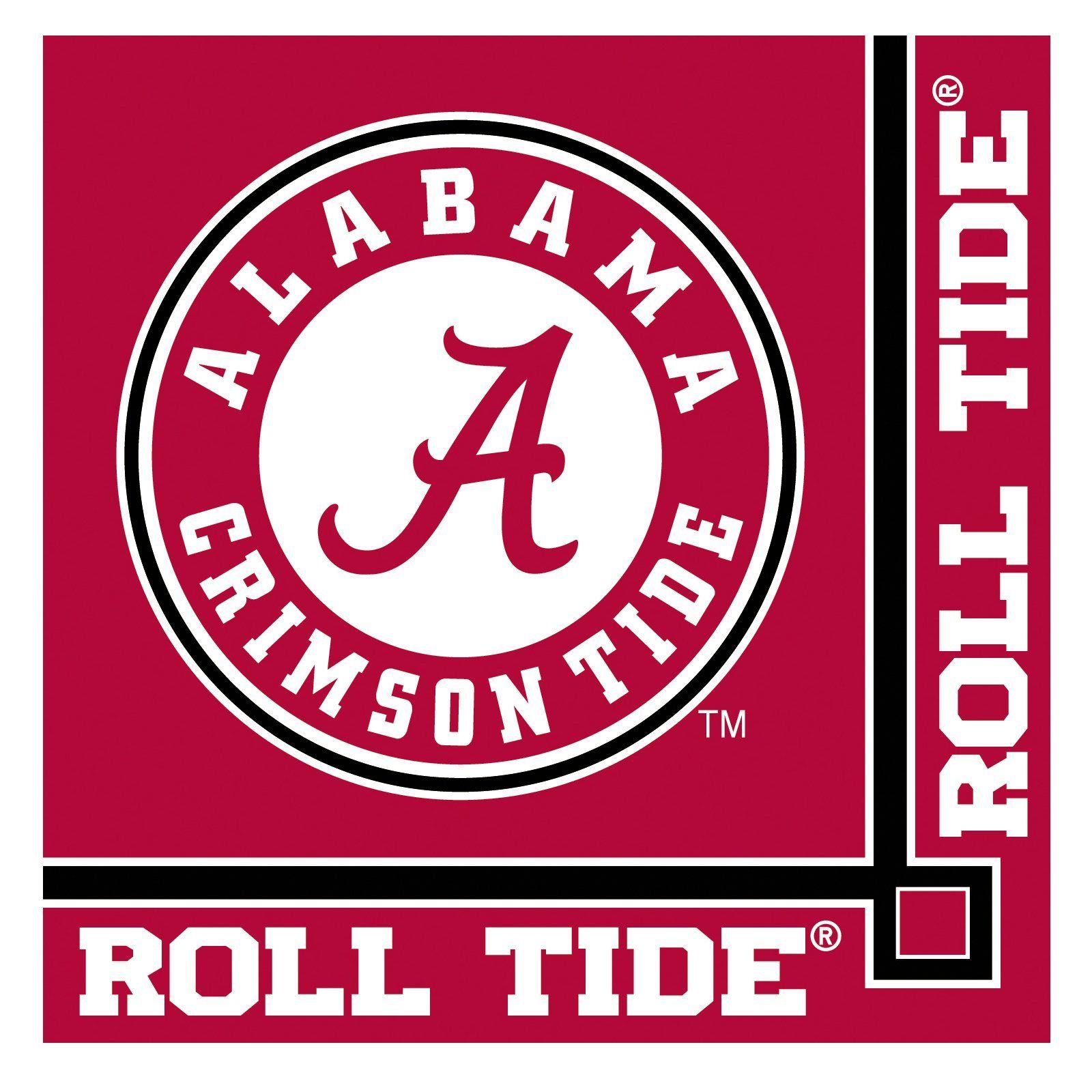 Alabama Crimson Tide Logo Wallpaper