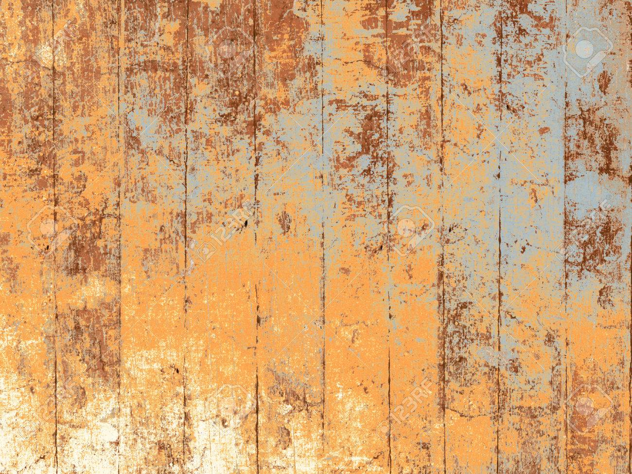 Weathered Wood Background With Multicolored Floorboards In Grunge 1300x974