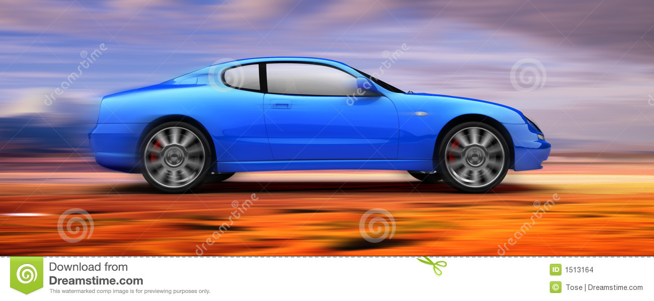 Moving Car Pictures 3d Rendered Sports 1300x600