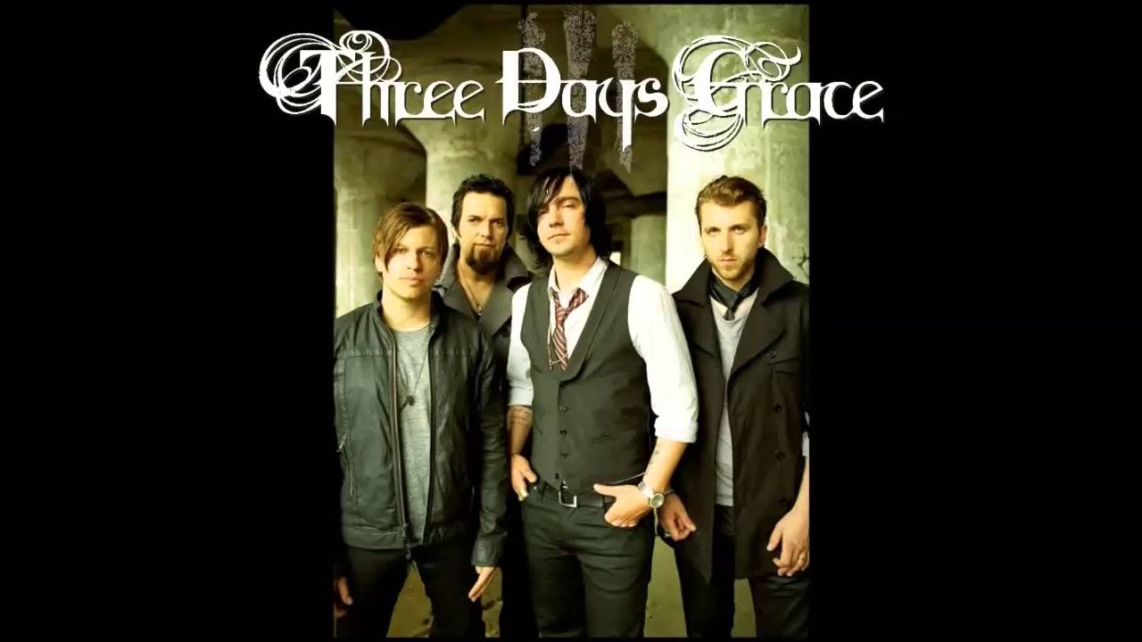 Pain    Three Days Grace 10 hours 1280x720